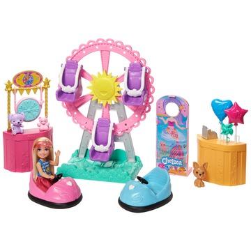 Barbie: Chelsea vidámpark játékszett