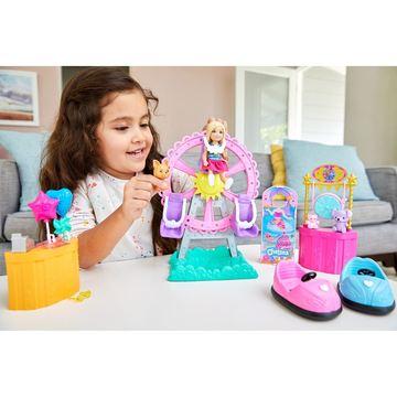 Barbie: Chelsea vidámpark játékszett - . kép