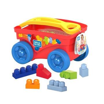 Mega Bloks: kicsi kocsi kockákkal - . kép