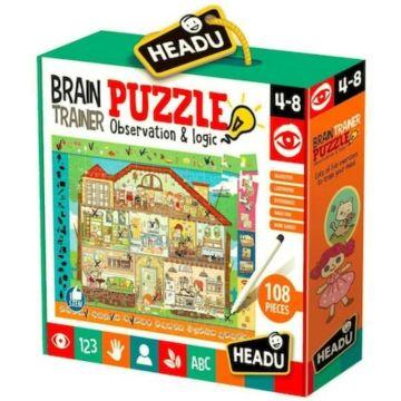 Antrenarea minții: Puzzle logică - Gospodărie