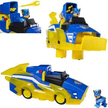 Mancs Őrjárat: Chase Charged up átalakuló jármű - . kép