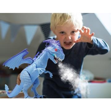 Dragoni: Hatalmas megasaurusok - Lépdelő és füstöt okádó sárkány - . kép