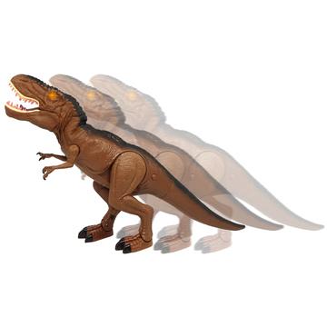 Dragoni: Hatalmas megasaurusok - Lépdelő és üvöltő T-Rex - . kép