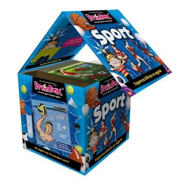 Brainbox: Sport társasjáték - . kép