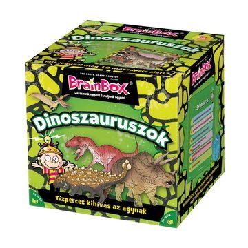 BrainBox: Dinozaurii - joc de societate în lb. maghiară