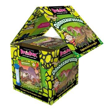 Brainbox: Dinoszauruszok társasjáték - . kép