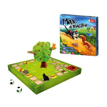 Max a macska társasjáték - . kép