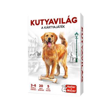 Lumea câinilor - joc de cărți în lb. maghiară