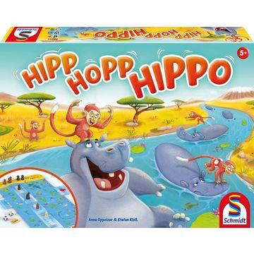 Hipp-Hopp-Hippo társasjáték