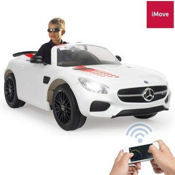 Injusa: Mercedes AMG GT-S 12V iMove elektromos kisautó - . kép