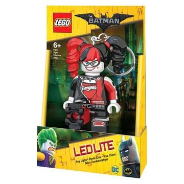 Lego Batman: Harley Quinn világítós kulcstartó