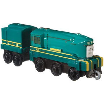 Thomas Trackmaster: Push Along Large Engine - Shane