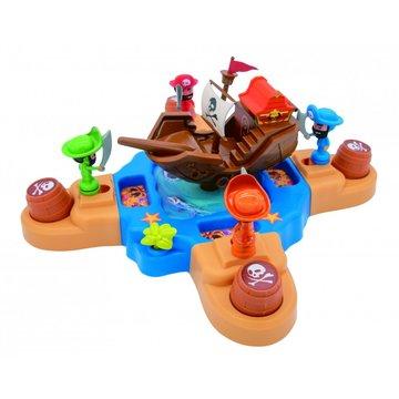 Kalóz kaland társasjáték - . kép