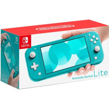 Nintendo Switch Lite - türkiz