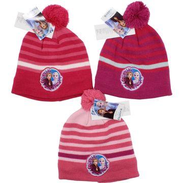 Frozen: căciulă tricotată - 54 cm, în trei culori
