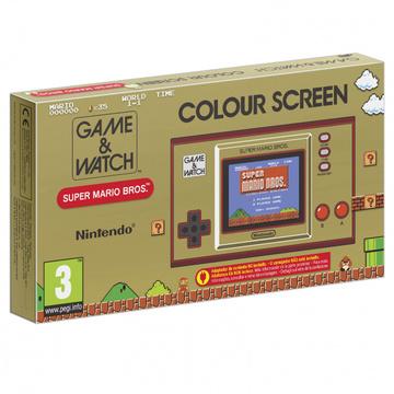 Game & Watch: Super Mario Bros. játékkonzol