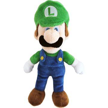 Nintendo Super Mario: Luigi plüssfigura - 24 cm - . kép