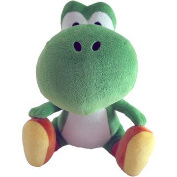 Nintendo Super Mario: Yoshi plüssfigura - 20 cm - . kép