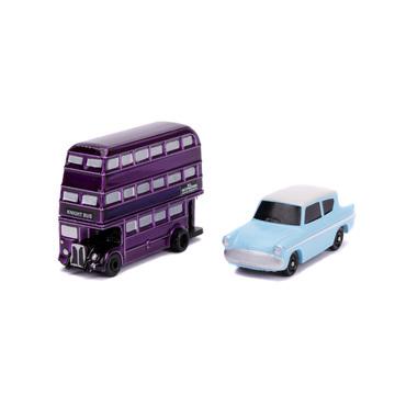 Harry Potter: Nano Cars - 2db-os
