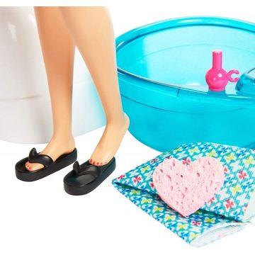 Barbie feltöltödés - Körömstúdió játékszett - CSOMAGOLÁSSÉRÜLT - . kép
