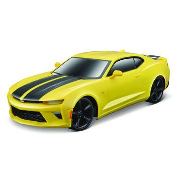 Maisto: Chevrolet Camaro távirányítós autó - 1:24, sárga