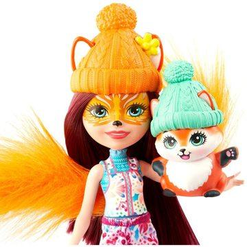 Enchantimals: Felicity Fox csodás szánkója - . kép