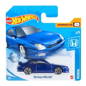 Hot Wheels: Mașinuță 99 Honda Prelude - albastru