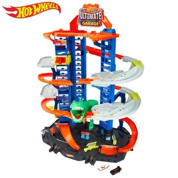 Hot Wheels: T-rex Ultimate garázs - . kép