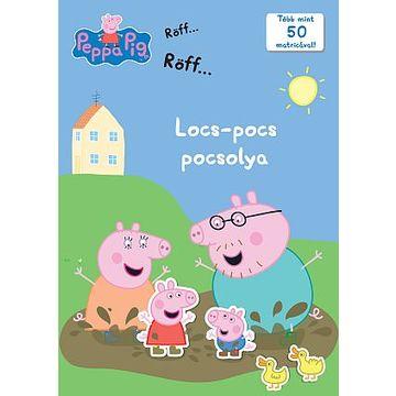 Peppa Pig - Distracție în bălți - educativ în lb. maghiară