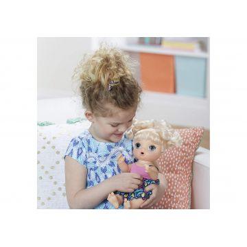 Baby Alive: Kakiló Tészta baba kiegészítőkkel - angol nyelvű - . kép