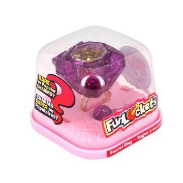 Fun Lockets titkos gyűrű, többféle