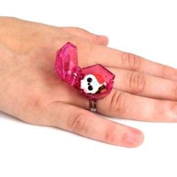 Fun Lockets titkos gyűrű, többféle - . kép