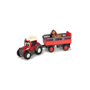 Dickie: Lószállító traktor fénnyel és hanggal