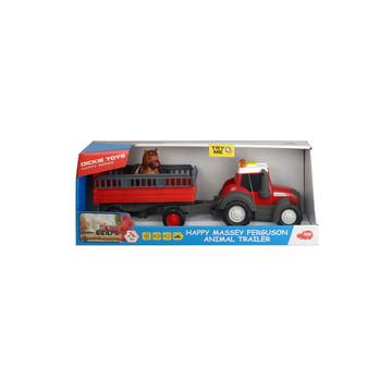 Dickie: Lószállító traktor fénnyel és hanggal - . kép