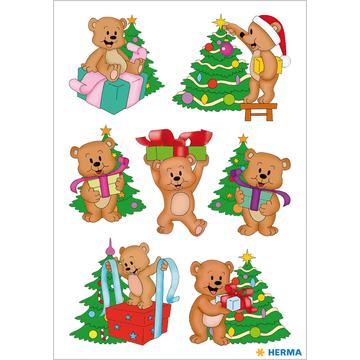 Herma: Macis karácsonyi matrica - . kép
