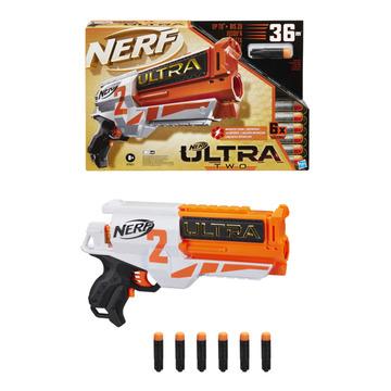 Nerf: Ultra 2 Szivacslövő fegyver 6 darab lőszerrel