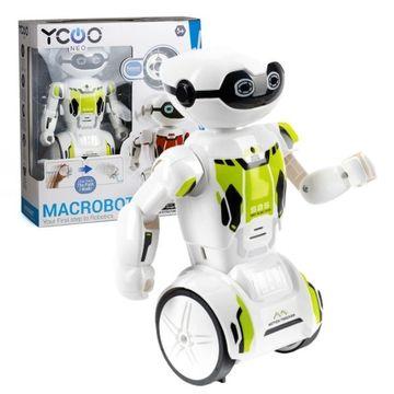 Silverlit: MacroBot - zöld