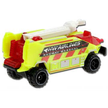 Hot Wheels: Mașinuță Runway RES-Q - .foto