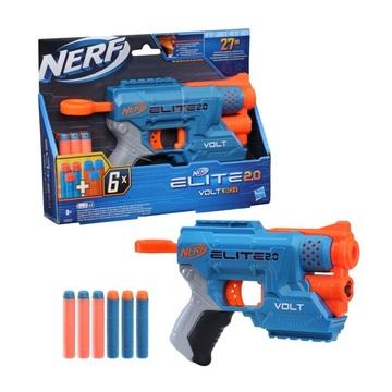 Nerf: Elite 2.0 Volt Sd-1 játékfegyver 6 darab szivacslövedékkel