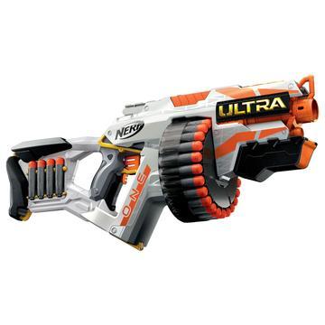Nerf Ultra One motoros kilövő 25 lőszerrel - . kép