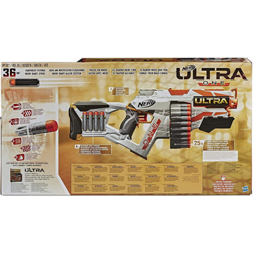 Nerf: Ultra One Motoros kilövő 25 darab lőszerrel - . kép
