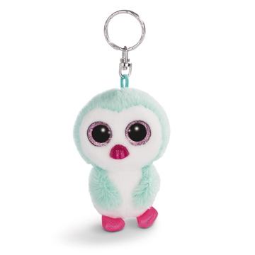 Nici: Pinguinul Yoniko, breloc de pluș - 9 cm