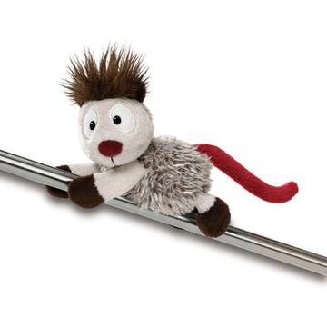Nici: Oposumul Bakaboo, figurină de pluș magnetic - 12 cm