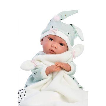Llorens: Mimi síró kislány baba - 42 cm - . kép