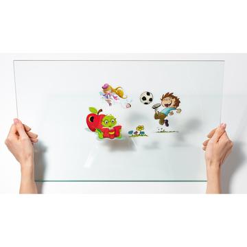 Herma: Stickere pentru fereastră cu model animale - .foto