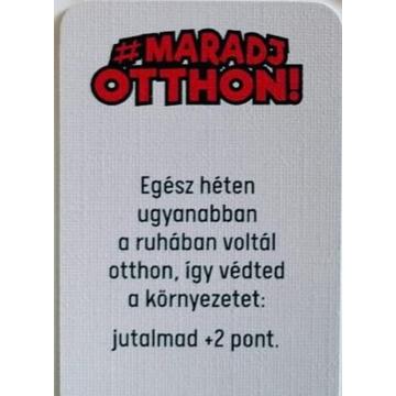 #staiacasă - joc de societate în lb. maghiară - .foto