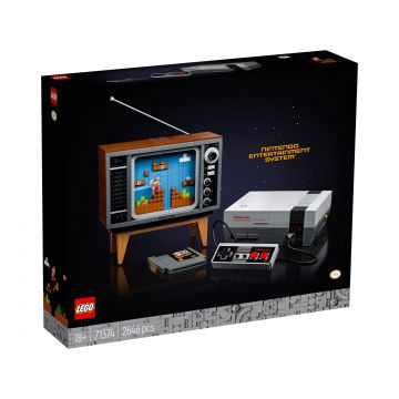 LEGO Super Mario: Nintendo Entertainment System 71374