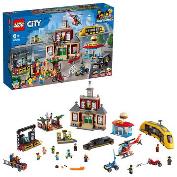LEGO City Piața principală 60271
