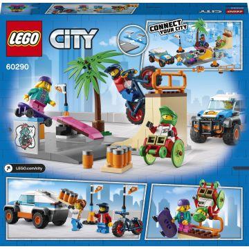 LEGO City: Gördeszkapark 60290 - . kép
