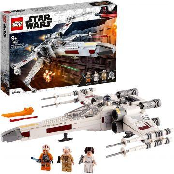LEGO Star Wars: Luke Skywalker X-szárnyú vadászgépe 75301